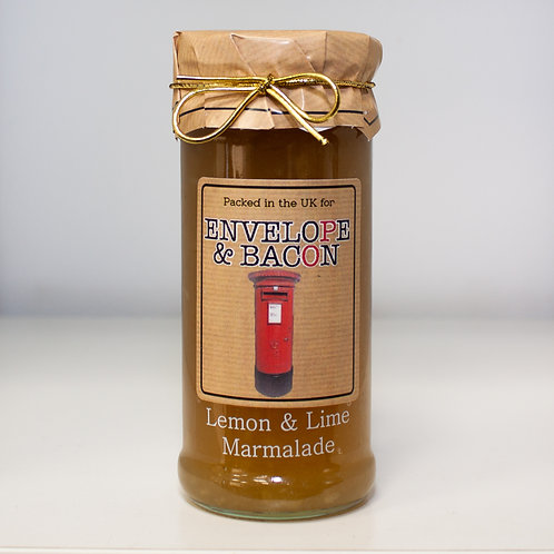 Envelope & Bacon Lemon & Lime Marmalade