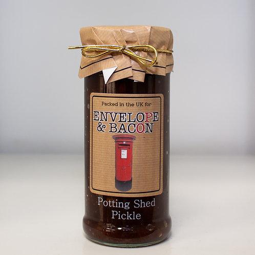 Potting Shed Pickle (Envelope & Bacon)