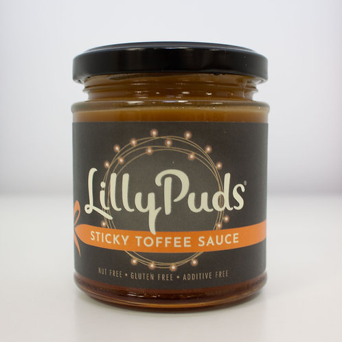 Lilly Puds Sticky Toffee Sauce