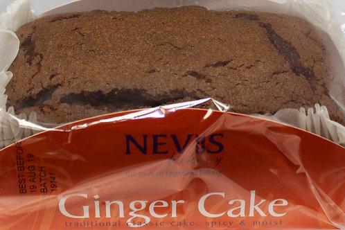NEVIS Ginger Cake