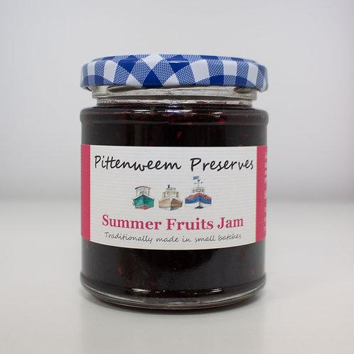 Pittenweem Preserves Summer Fruits Jam
