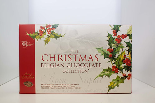 The Christmas Belgian Chocolate Selection