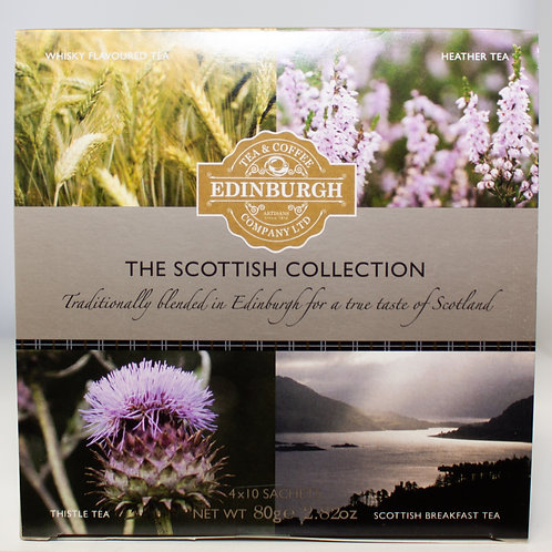 The Scottish Tea Selection Box (Edinburgh Tea & Coffee Co Ltd)