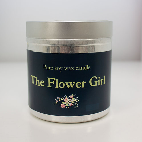 The Flower Girl - Pure Soy Wax Candle