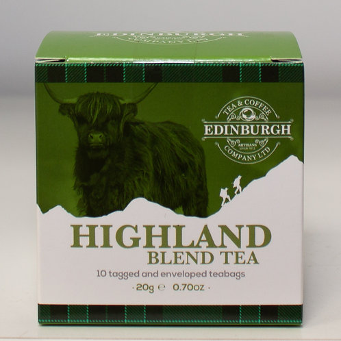 Highland Blend Tea (Edinburgh Tea & Coffee Co Ltd)