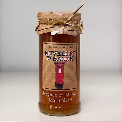 Envelope & Bacon English Breakfast Marmalade