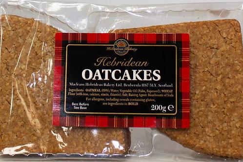 Hebridean Oatcakes