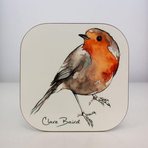 Clare Baird Art Coaster