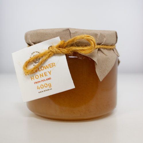 Wildflower Honey 400g