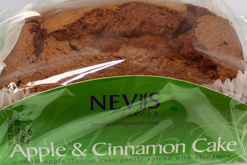 NEVIS Apple & Cinnamon Cake