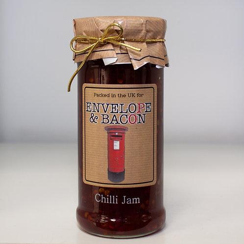 Chilli Jam (Envelope & Bacon)