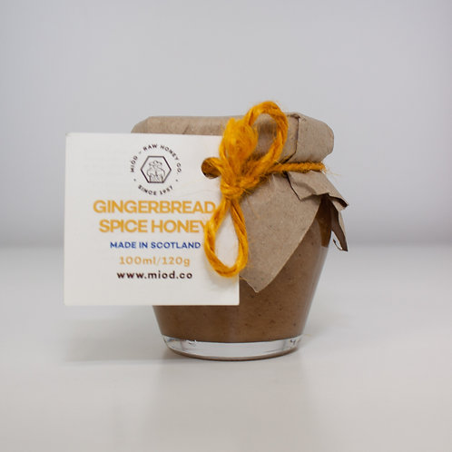 Gingerbread Spice Honey