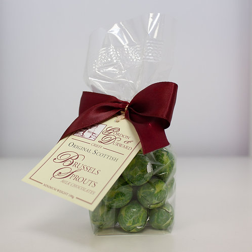 Brussels Sprouts Milk Chocolates