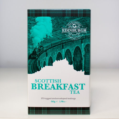 Scottish Breakfast Tea (Edinburgh Tea & Coffee Co Ltd)