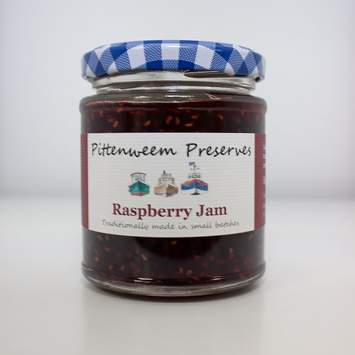 Pittenweem Preserves Raspberry Jam