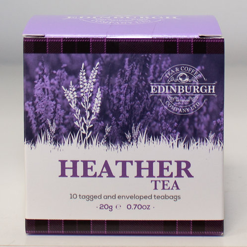 Heather Tea (Edinburgh Tea & Coffee Co Ltd)