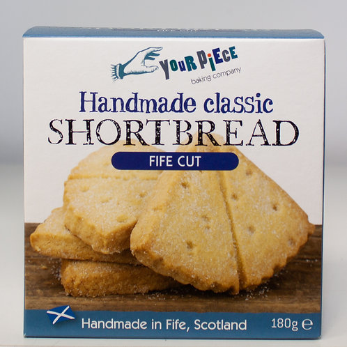 Homemade Classic Shortbread (Your Piece)