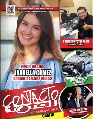 Contacto Total -Entrevista