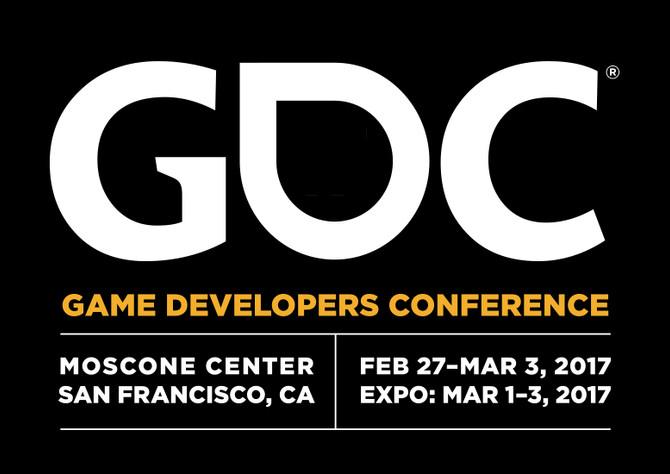 GDC 2017!