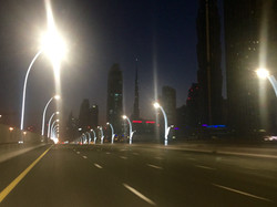 Dubai Canal Bridge