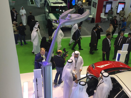 ACS Exhibited Gitex Dubai oct 16-20, 2016.