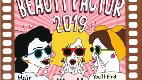 BEAUTY FACTOR 2019 開催決定!!