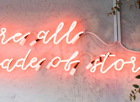 WHY START A LIT MAG? BECAUSE IT'S MAGICAL.  (Oh yes, and a bit about the tip jar!)
