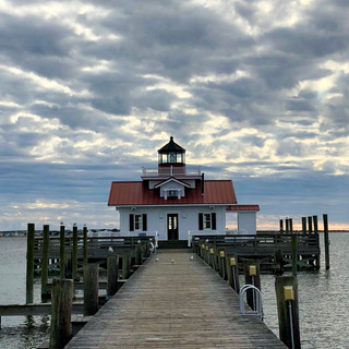 Roanoke Marshes Lighthouse 4  Jan 9 2019