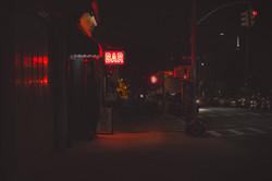 A Study of Three Bars in Brooklyn