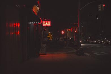 a study of three bars in Brooklyn elliot
