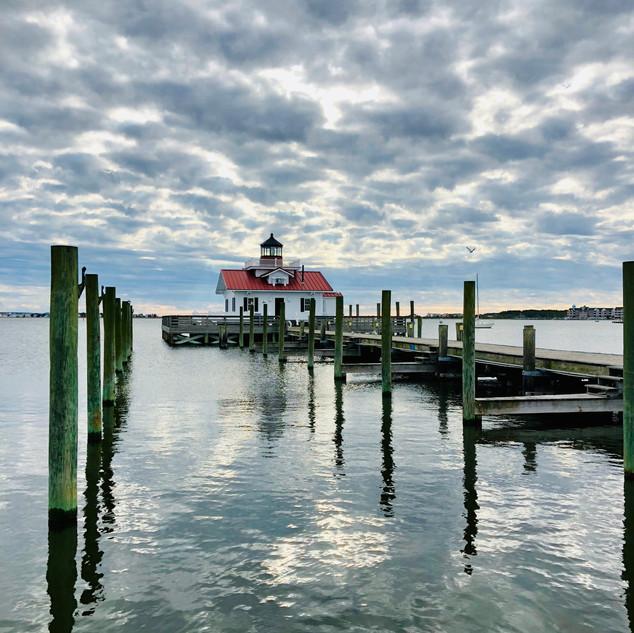 Roanoke Marshes Lighthouse 3  Jan 9 2019