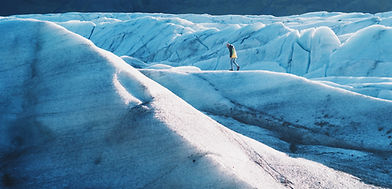 The Glacier Attends its Own Funeral as a