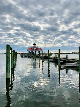 Roanoke Marshes Lighthouse 3  Jan 9 2019