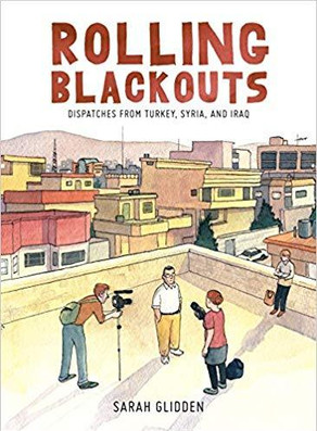 Response to Rolling Blackouts, by Sarah Glidden