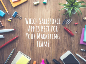 Pardot vs. Marketing Cloud: Which Salesforce App is Best for Your Marketing Team?