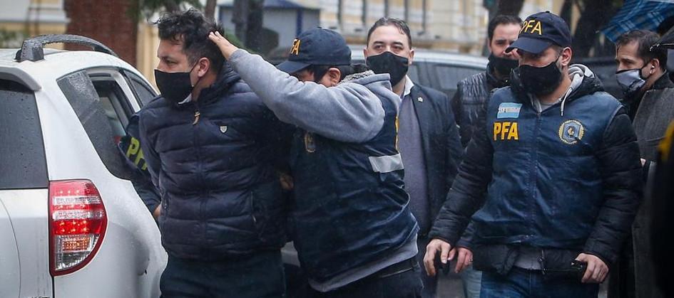 Son 22 los detenidos en la causa del espionaje M