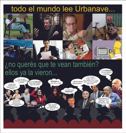 publicidad revista urbanave www.revistaurbanave.com