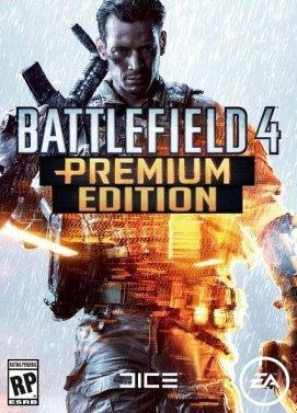 Battlefield 4: Premium Edition (juego incluido + all DLC)