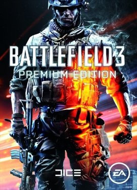 Battlefield 3 Premium Edition (game included + all DLC)