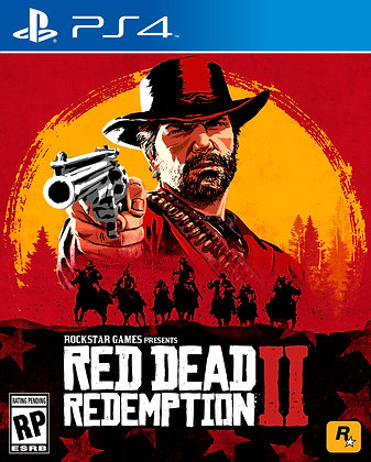 Red dead redeptiom 2