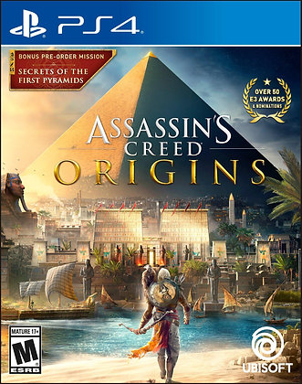 Assassin creed origins