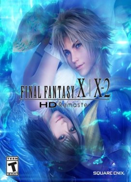 Final Fantasy X-X2 HD Remastered