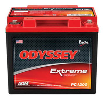 ODYSSEY Extreme Series Battery Model PC1200