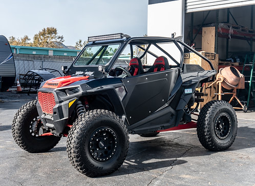 Polaris RZR XP1000 2-Seat Roll Cage w/ Intergrated Bumper