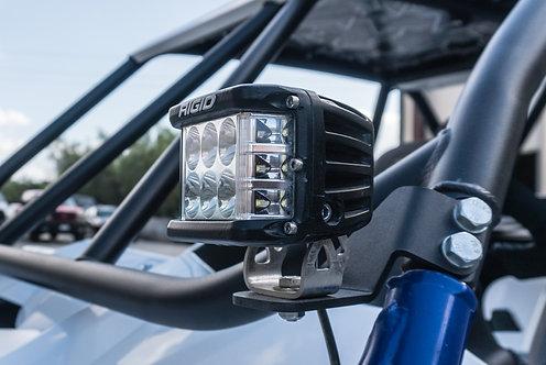 Yamaha YXZ A Pillar Light Mount