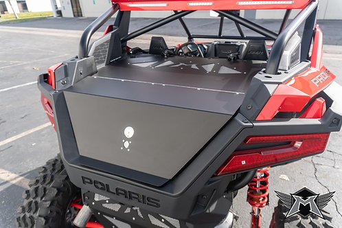 Polaris Pro Rear Mesh Trunk