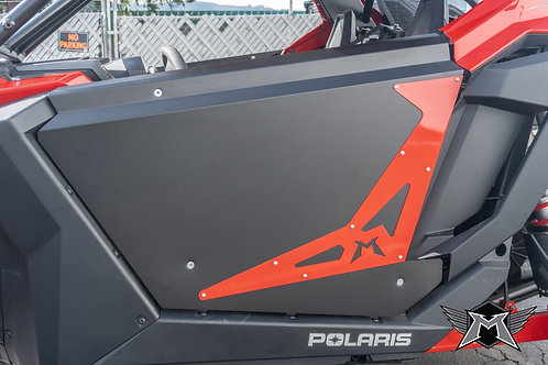 Polaris Pro 2-Seat Bolt On Door Kit
