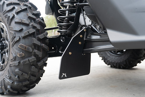 Can-Am X3 Rear Mud Flap Kit