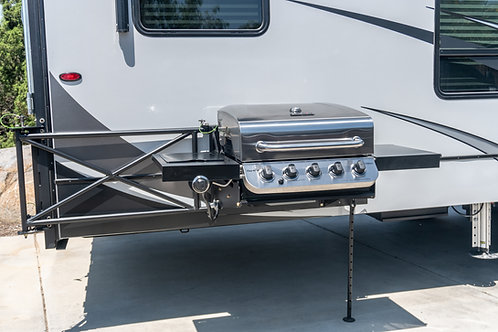 Madigan BBQ/Griddle Mount (JUST THE MOUNT)