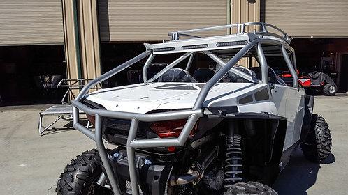 Polaris RZR XP1000 4-seat Roll Cage w/ Integrated Bumper